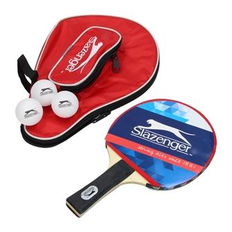 Image of Slazenger table tennis bats ** with 3 balls (8711252225401)