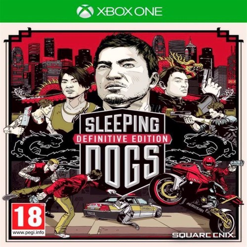 Image of Sleeping Dogs Definitive Edition - PS4 (5021290065840)