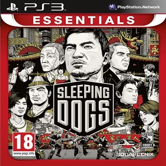 Image of Sleeping Dogs Essentials - PS3 (5021290055933)