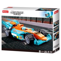 Sluban Racing,  racing car