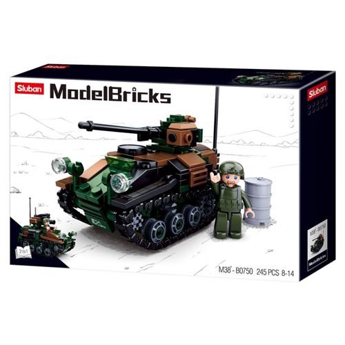 Image of Sluban Small Tank (6938242956004)