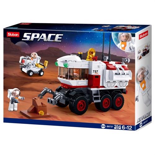 Image of Sluban Research Truck (6938242956073)