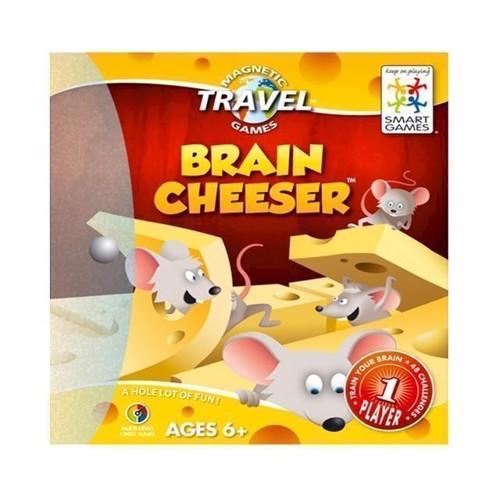 Image of Spil, hjerne ost, Smart Games (5414301517399)