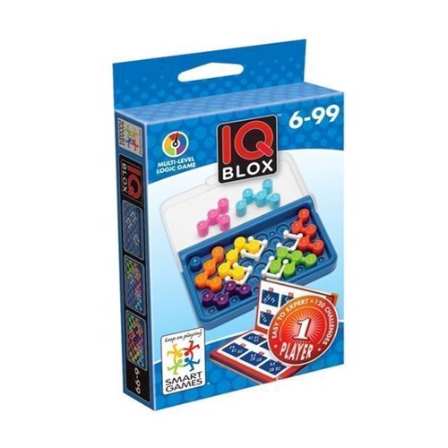 Image of Spil, IQ Blox, Smart Games (5414301518037)