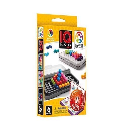 Image of Spil, IQ puslespil pro, Smart Games (5414301518587)