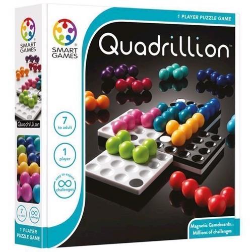 Image of Spil, Quadrillion, Smart Games (5414301517382)