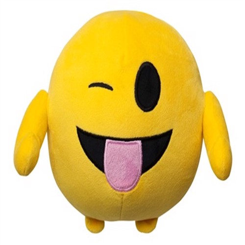 Image of Smiley Tunge Pude