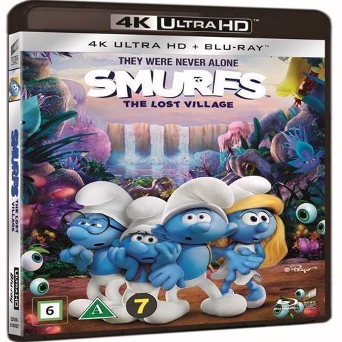 Image of   Smlferne Den Hemmelige Landsby 4K Blu-ray 2D Blu-ray