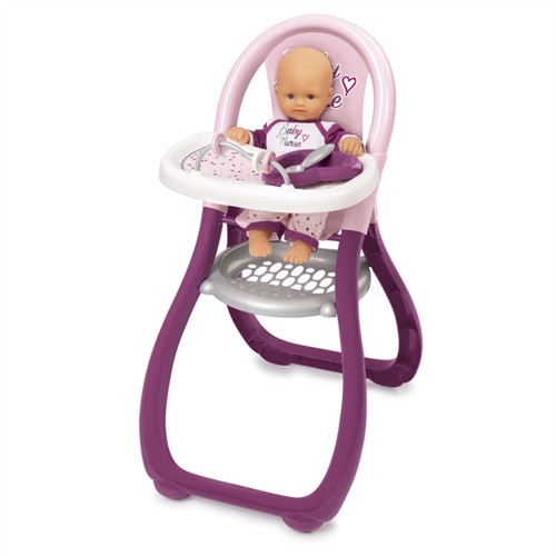 Image of Smoby Baby Nurse Baby Stol