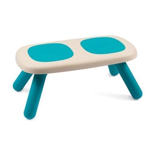 Image of Smoby udendørs bænk blå