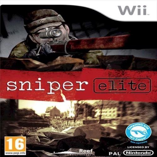 Image of Sniper Elite Solus - Wii