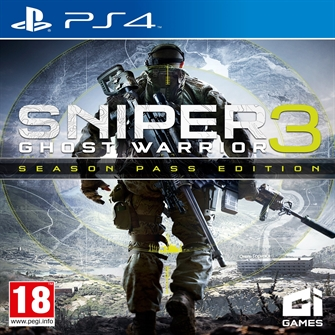 Image of Sniper: Ghost Warrior 3 - Season Pass Edition (5907813591549)