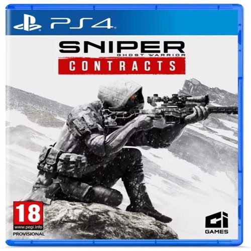 Image of Sniper, ghost warrior contract, PS4 (5906961199621)