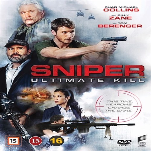 Image of Sniper: Ultimate Kill - DVD (7330031003538)