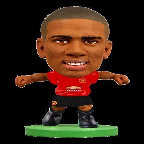 Image of Soccerstarz, Manchester United, Ashley Young, Home Kit 2019