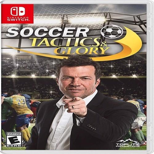 Image of Soccer Tactics & Glory (Import)- NintendoSwitch (0819759021637)