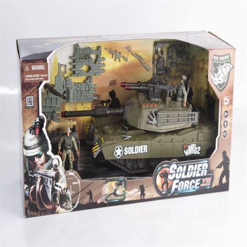 Image of Soldier Force - VIII Destroyer 73 legesæt (4893808210131)