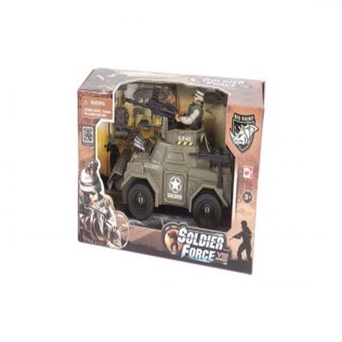 Image of Soldier Force - hurtig køretøj Tank Army (4893808009940)