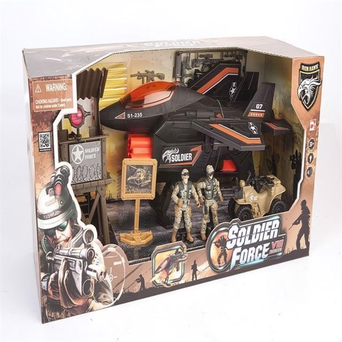 Image of Soldier Force - Six Darts Fighter Jet (4893808210261)