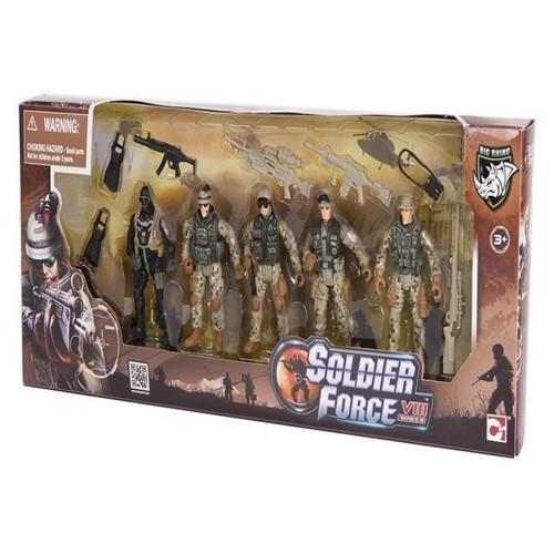 Image of Soldier Force - VIII soldater legesæt (4893208210551)