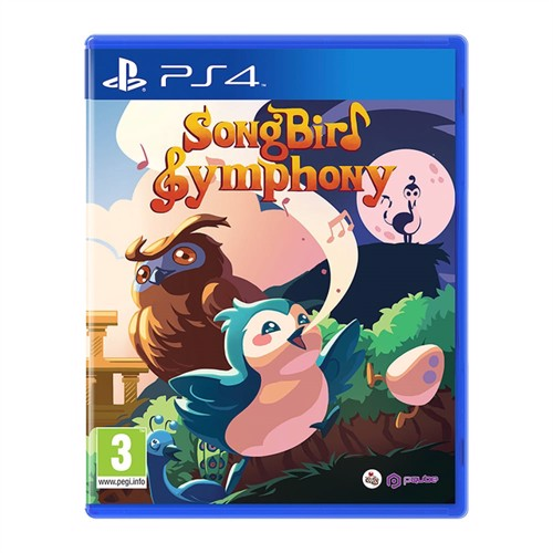 Image of Song Bird Symphony Ps4 (5060201659778)