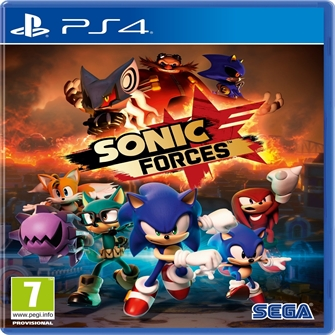 Image of Sonic Forces - XBOX ONE (5055277029983)