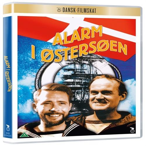 Image of Sorte Shara Aka Alarm I Østersøen, DVD (5708758704083)