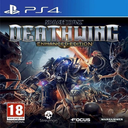 Image of Space Hulk DeathWing Enhanced Edition - PS4 (3512899114234)