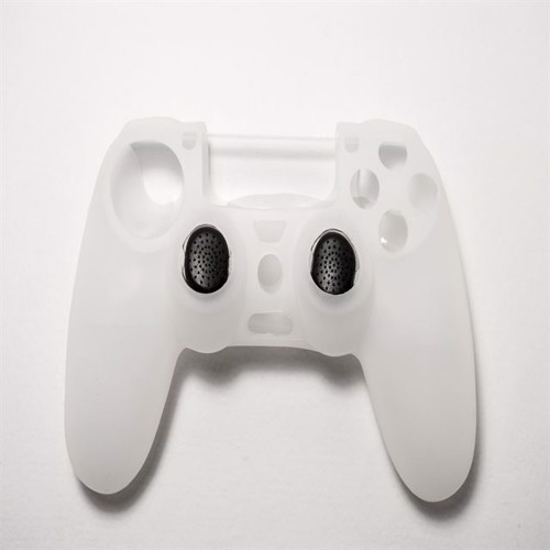 Image of Spartan Gear - PS4 Controller Silicone Skin Cover (2 x Controller Thumb Grips Included) - PS4 (5207011001292)