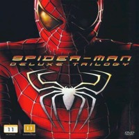 SpiderMan Deluxe Trilogy  DVD