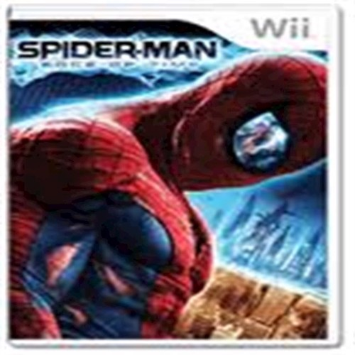 Image of Spiderman Edge Of Time - Wii (5030917099731)