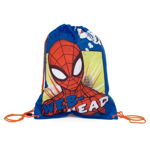 Image of Spiderman gym bag (8430957129646)