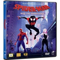 SpiderMan, Into The SpiderVerse, DVD