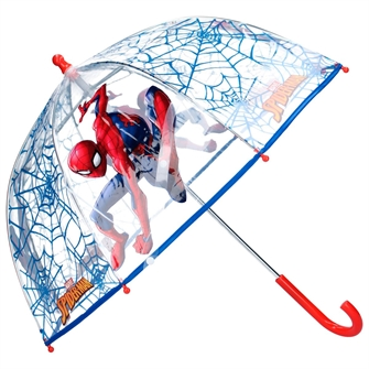 Image of Spiderman Paraply (8712645269446)