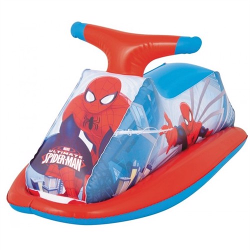 Image of Spiderman Vandscooter 89X46Cm (6942138912098)