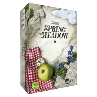 Image of Spring Meadow board game (8435450218934)