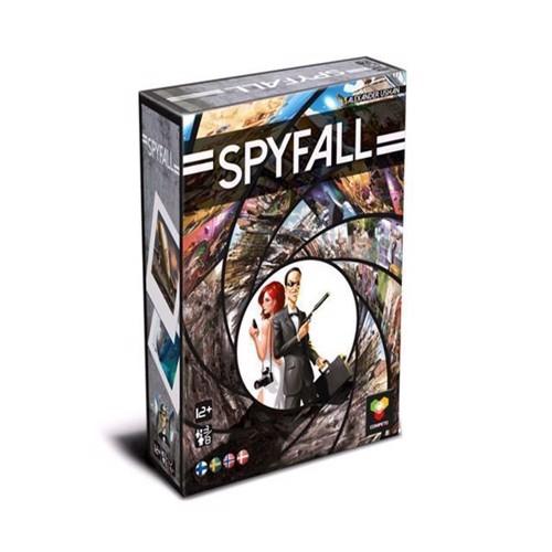 Image of Spyfall Boardgame nordic (6430031712629)