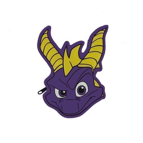 Image of Spyro the Dragon mønt taske (5060576842867)