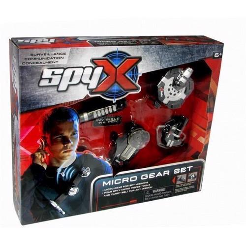 Billede af Spion legetøj, SpyX, mikro gear sæt