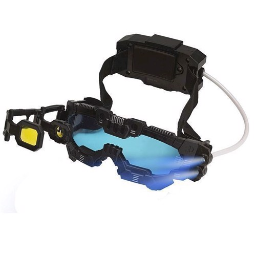 Image of   Spionlegetøj, nat mission briller, SpyX