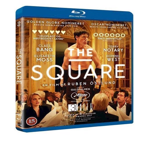 Image of Square, The Blu-ray (5706169000510)