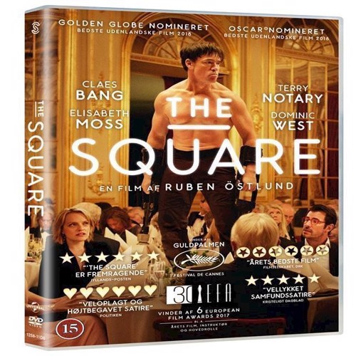 Image of Square, The DVD (5706169000497)