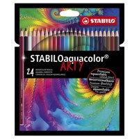 Stabilo, Aquacolor, 24 stk