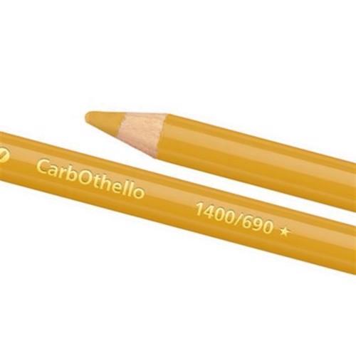 Image of STABILO CarbOthello Pastel blyant gylden Ochre (4006381332170)