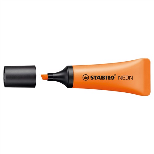 Image of Stabilo Neon overstregningstush, orange