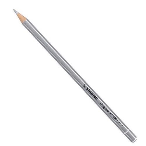 Image of Stabilo Original blyant Sølv (4006381117814)