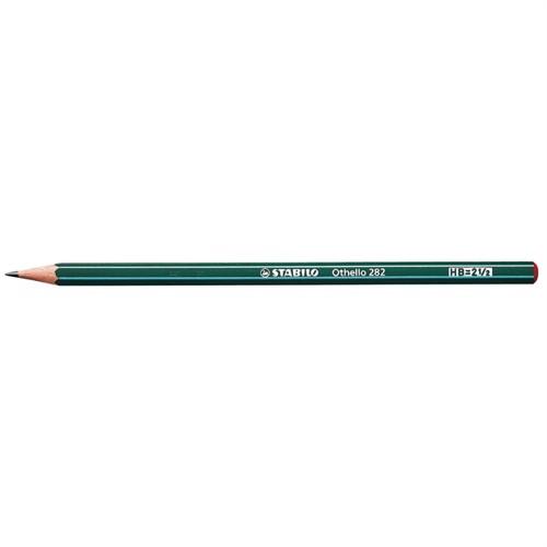 Image of Stabilo Othello graphite blyant 4B