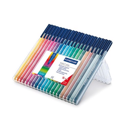 Image of staedtler triplus color 20 stk (4007817323182)
