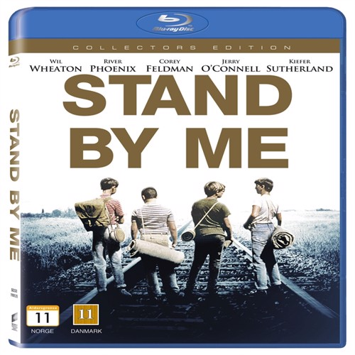 Image of Stand By Me (Classic Line) Blu-ray (5051162291671)