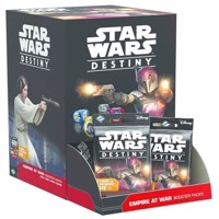 Star Wars - Destiny - Empire at War - Boosterbox - 36 Booster Packs